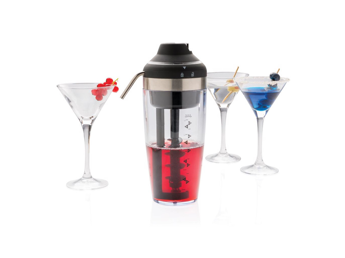 Elektrischer Cocktail-Mixer bedrucken, Art.-Nr. P261.042