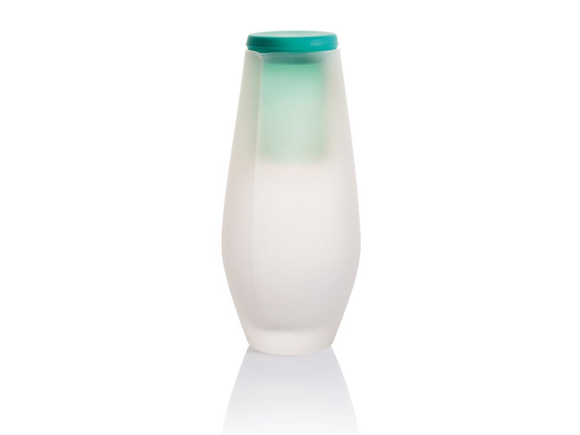 Hyta 0,5l Karaffe mit Trinkglas bedrucken, Art.-Nr. P264.047