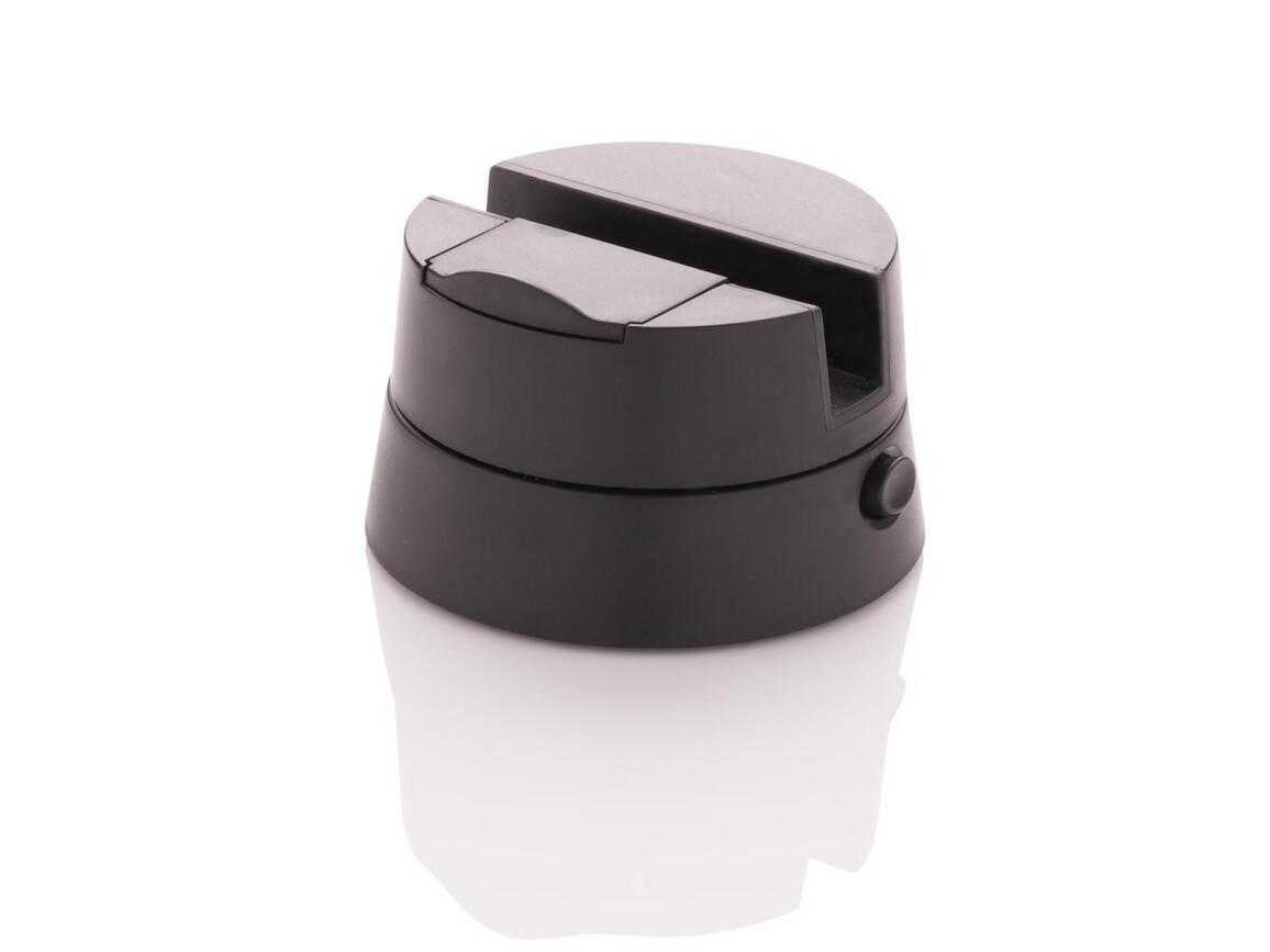 360 Grad Panorama Twister schwarz bedrucken, Art.-Nr. P301.221