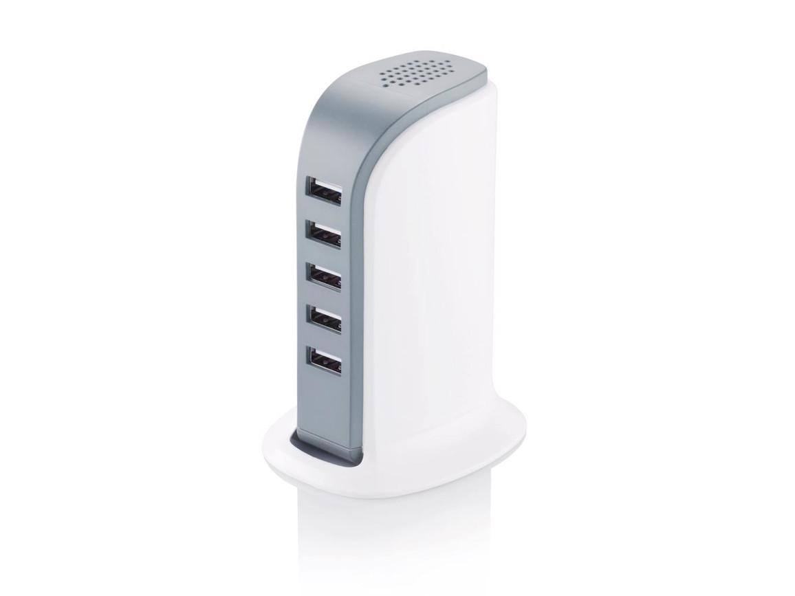 6A USB Ladestation bedrucken, Art.-Nr. P308.203