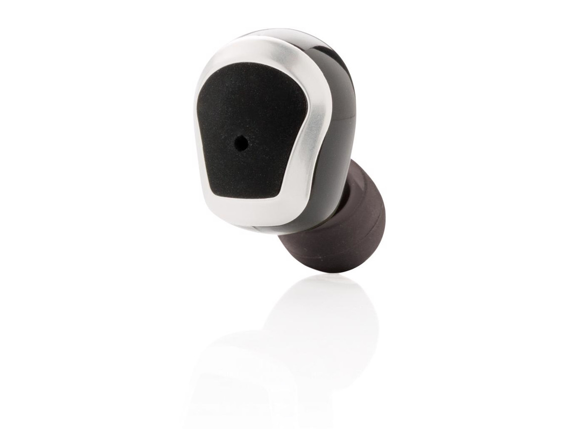 Kabelloser Einfach-Ohrhörer bedrucken, Art.-Nr. P326.202