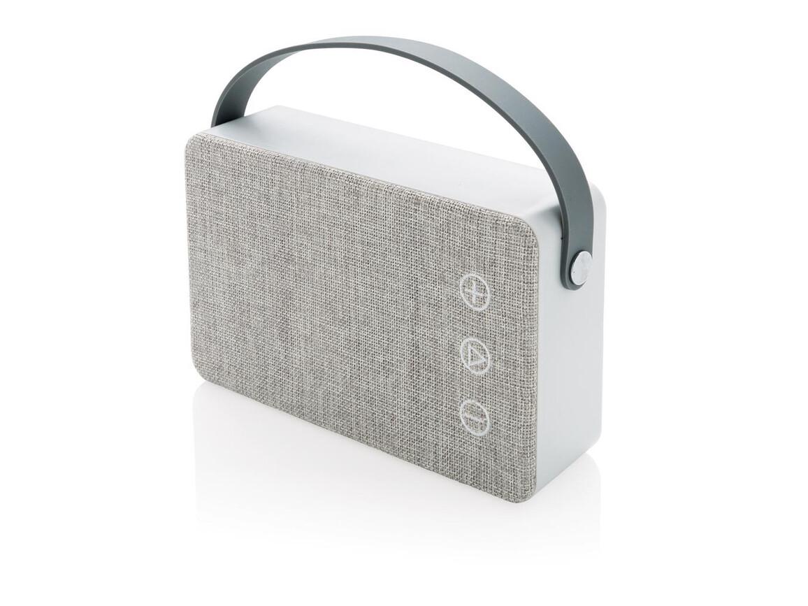 Fhab Lautsprecher grau, grau bedrucken, Art.-Nr. P326.642