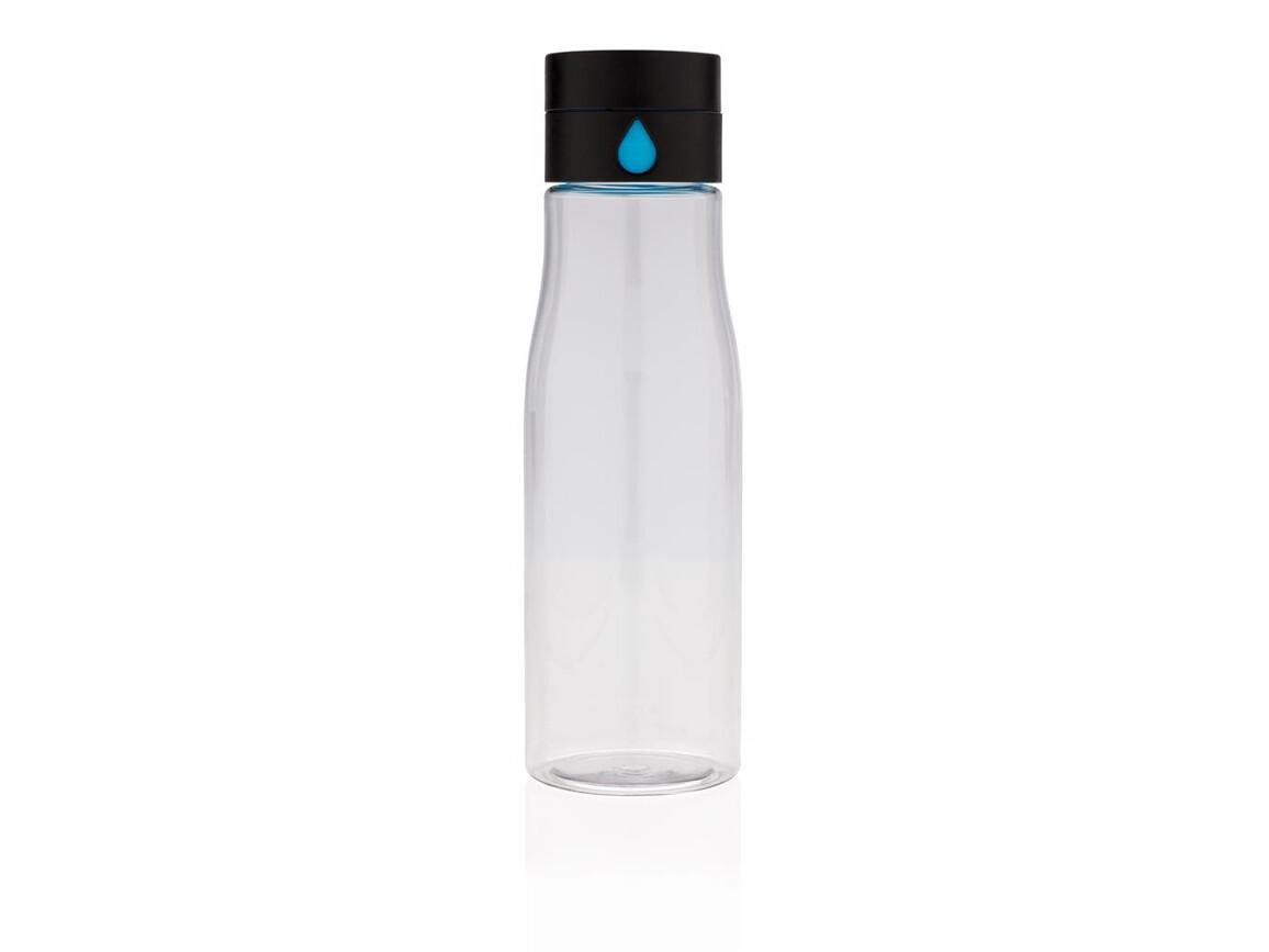 Aqua Hydration-Flasche transparent bedrucken, Art.-Nr. P436.890