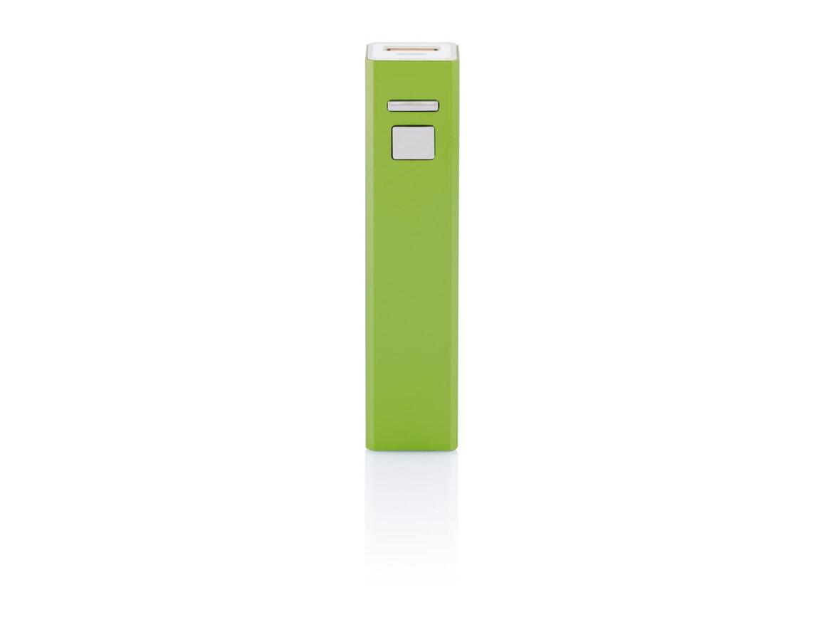 Backup Batterie grün bedrucken, Art.-Nr. P324.017