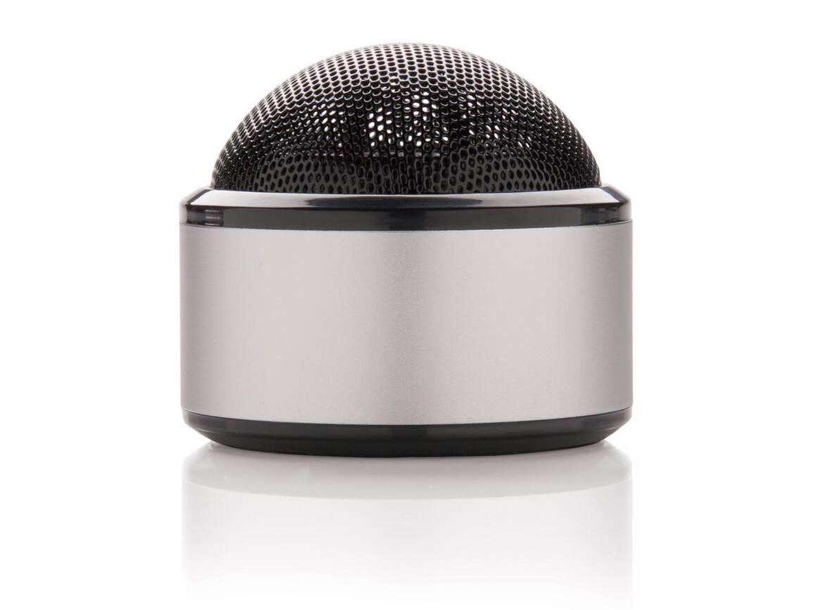 Wireless Lautsprecher silber bedrucken, Art.-Nr. P326.492