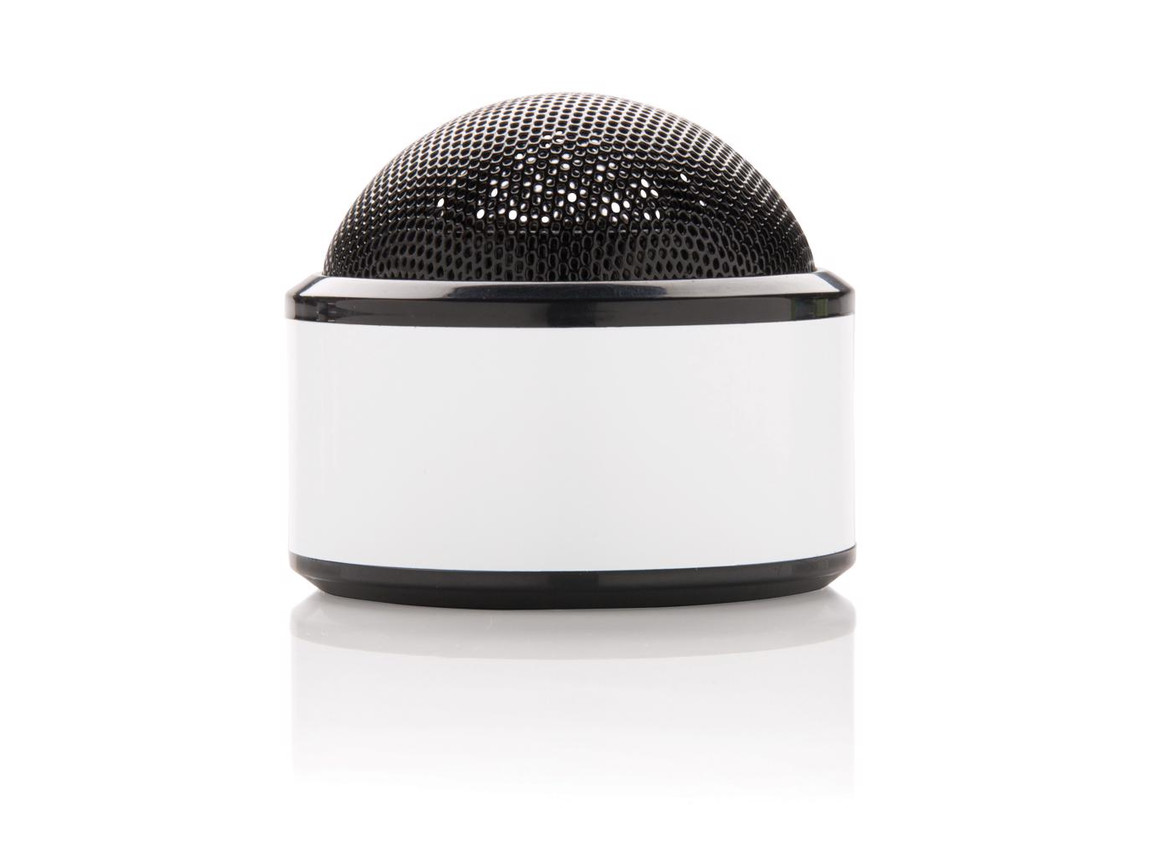 Wireless Lautsprecher weiß bedrucken, Art.-Nr. P326.493