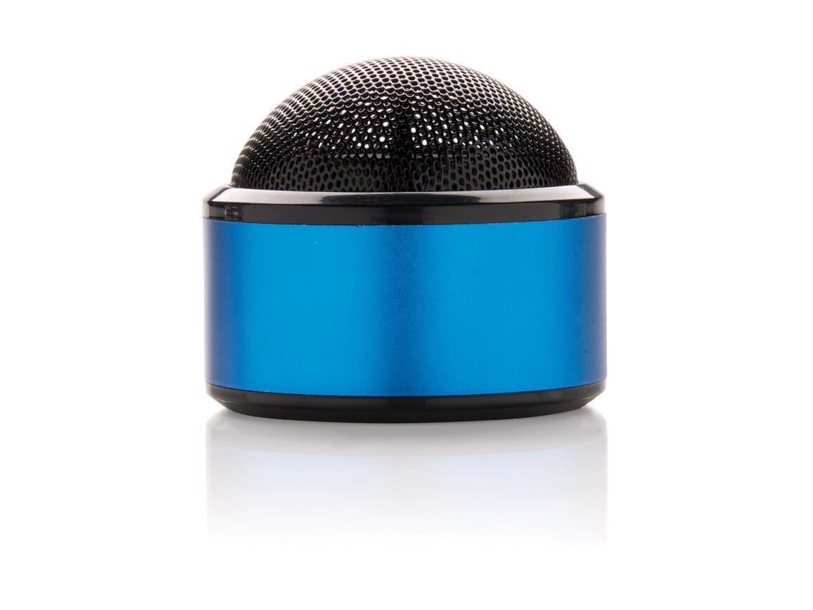 Wireless Lautsprecher blau bedrucken, Art.-Nr. P326.495