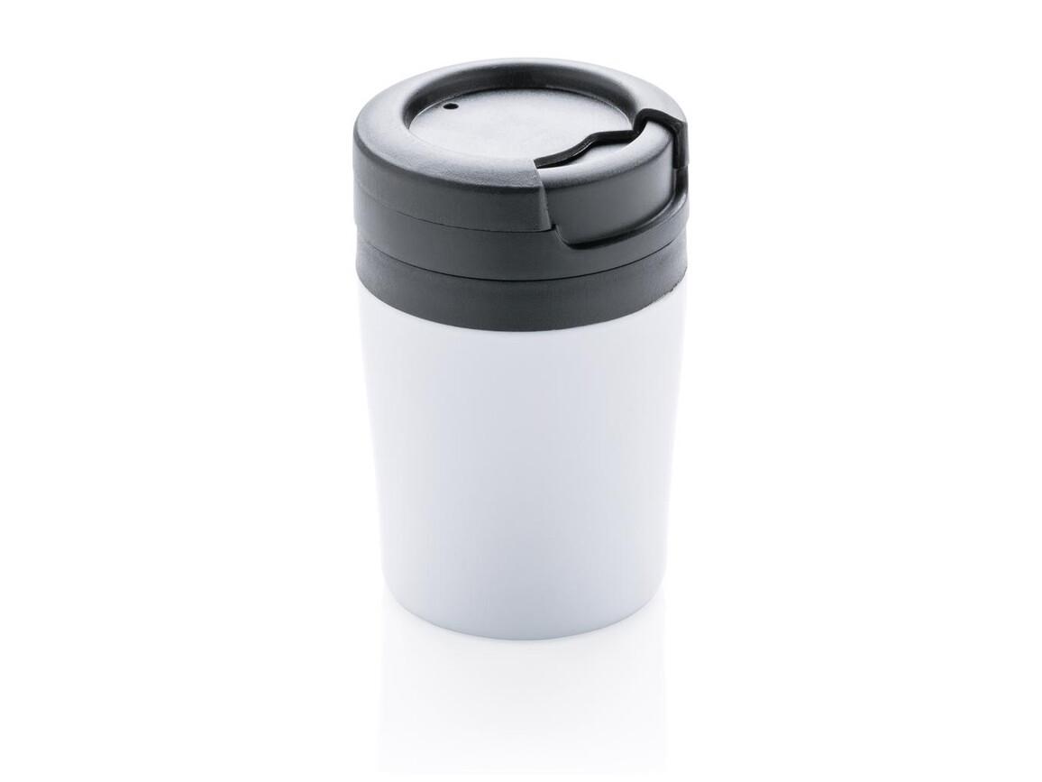 Coffee to go Becher weiß bedrucken, Art.-Nr. P432.923