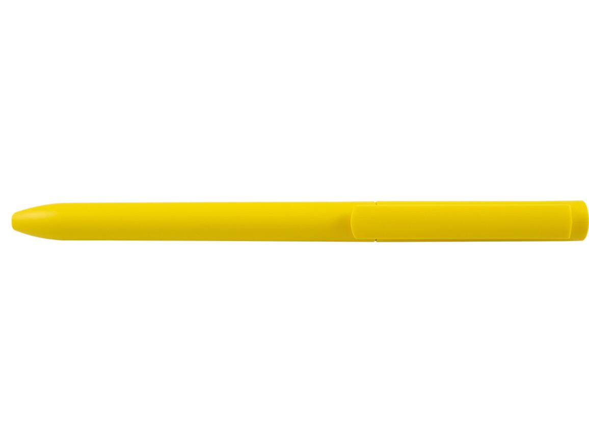 Kalido Solid – gelb bedrucken, Art.-Nr. kalido_solid_gelb