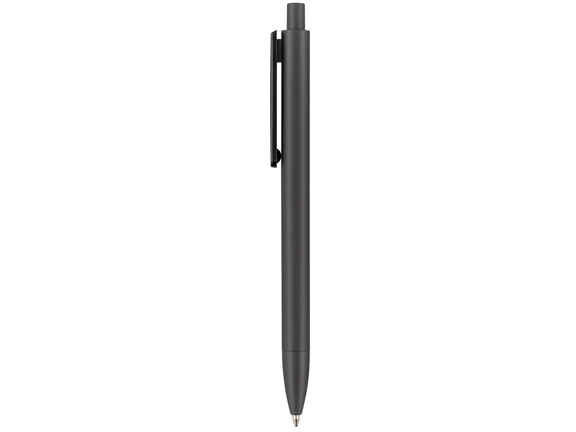 Kugelschreiber IONOS SOFT–schwarz bedrucken, Art.-Nr. 01281_1500