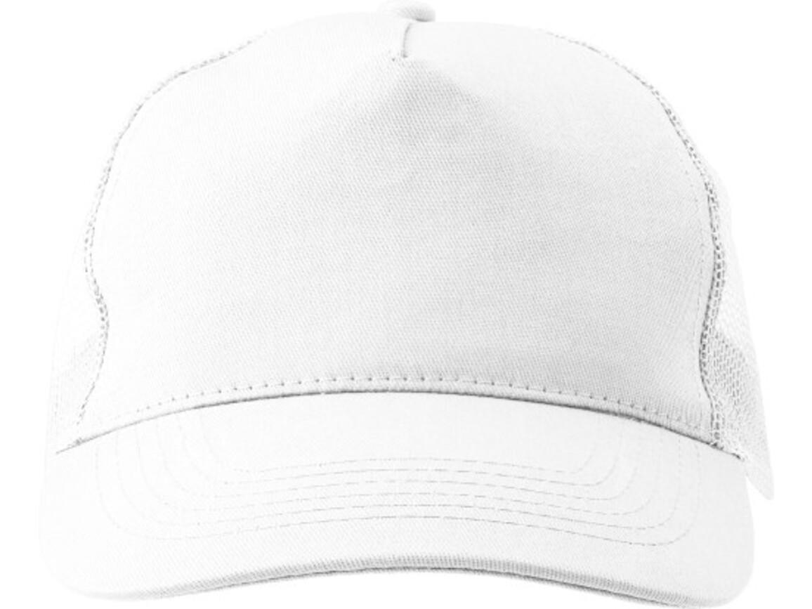 Baseball-Cap 'Sunshine' aus Baumwolle – Weiß bedrucken, Art.-Nr. 002999999_1447