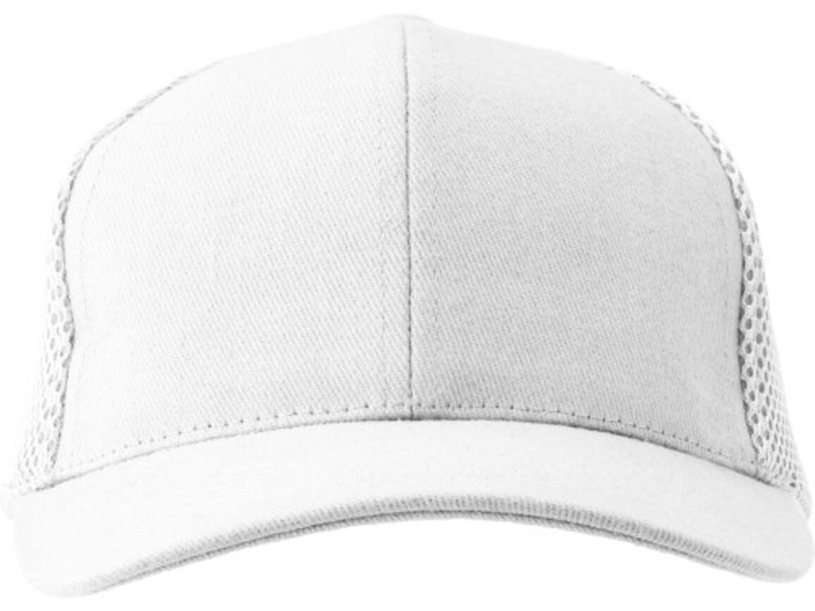 Baseball-Cap 'Montain' aus Heavy Brushed Baumwolle – Weiß bedrucken, Art.-Nr. 002999999_1587
