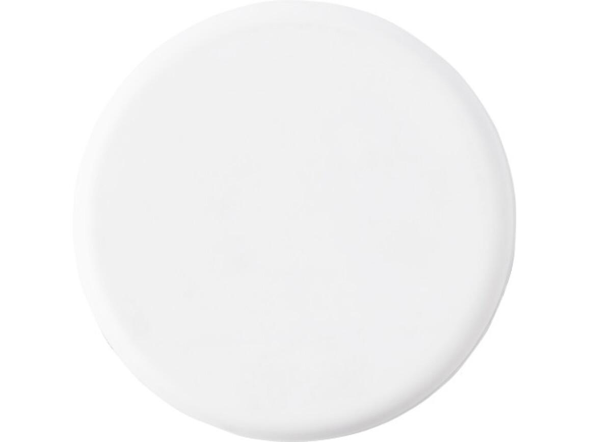 Kopfhörer 'Basic' aus Kunststoff/Metall – Weiß bedrucken, Art.-Nr. 002999999_1834