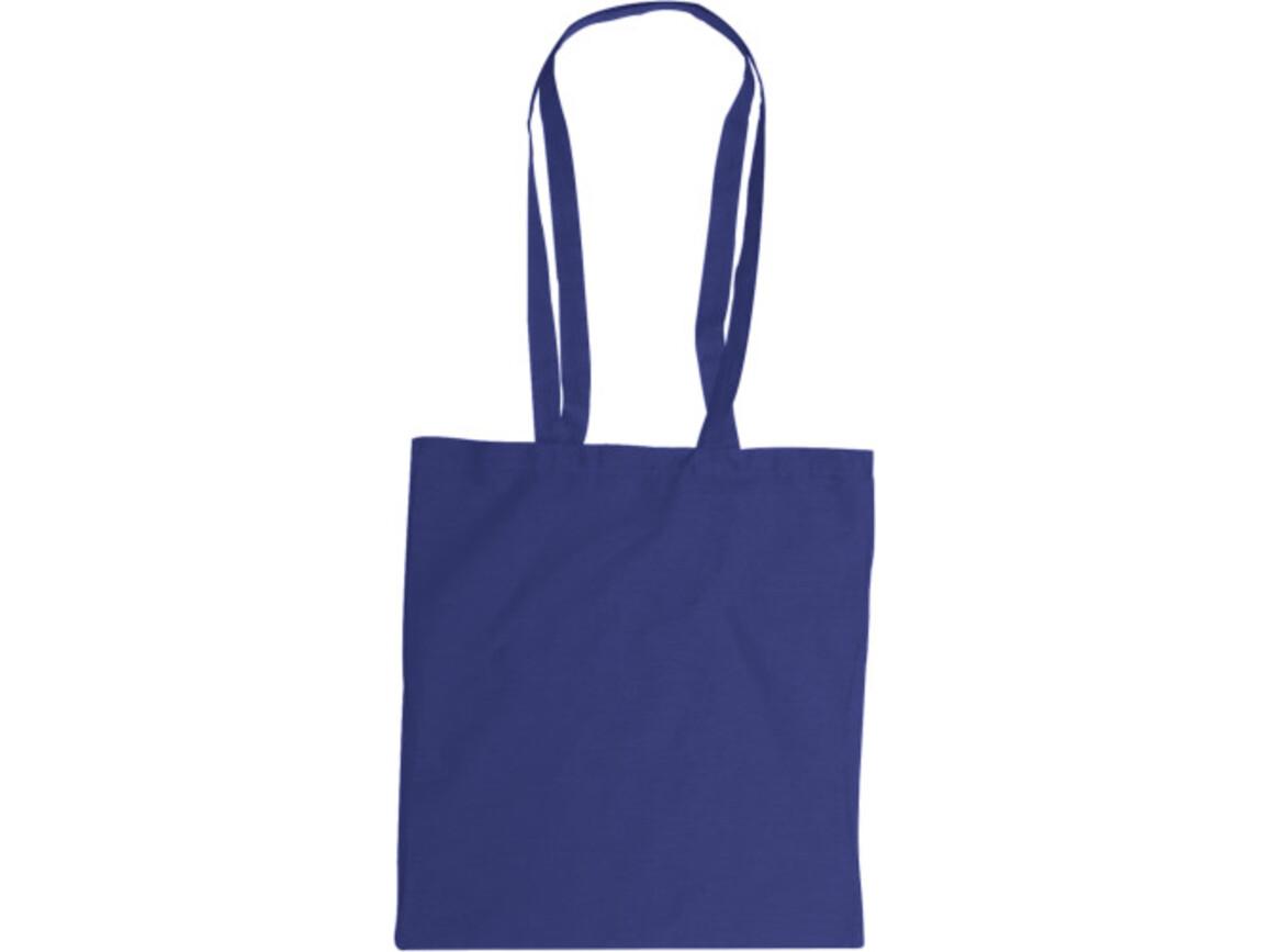 Baumwolltasche  'Color-Line' – Blau bedrucken, Art.-Nr. 005999999_2314