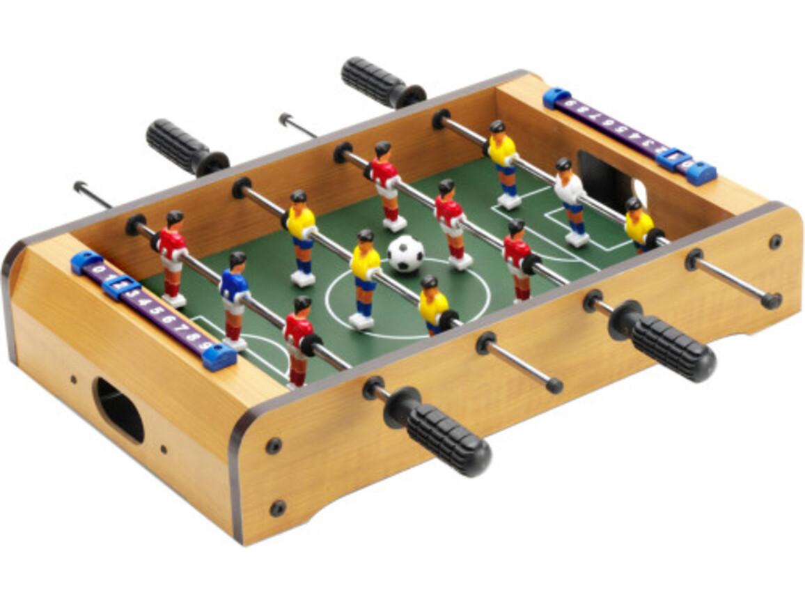 Fußball-Tischkicker 'Winner' aus Holz/Kunststoff/Metall – custom/multicolor bedrucken, Art.-Nr. 009999999_2346
