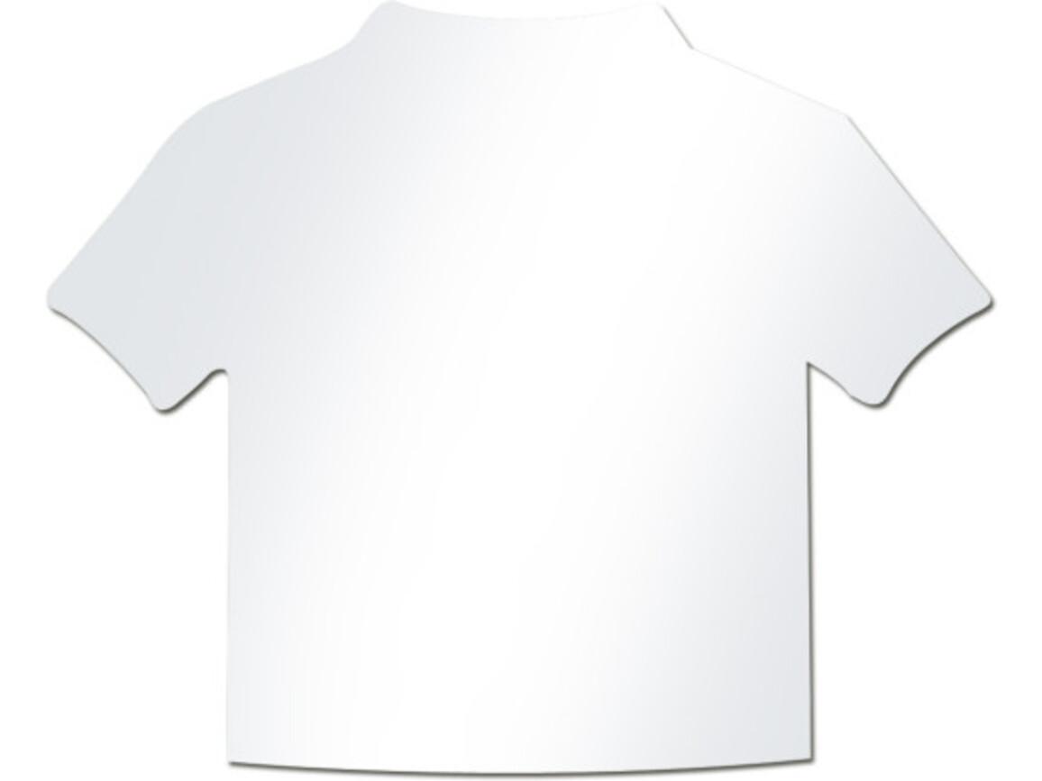Papiereinleger 'Trikot' – Weiß bedrucken, Art.-Nr. 002999999_2372