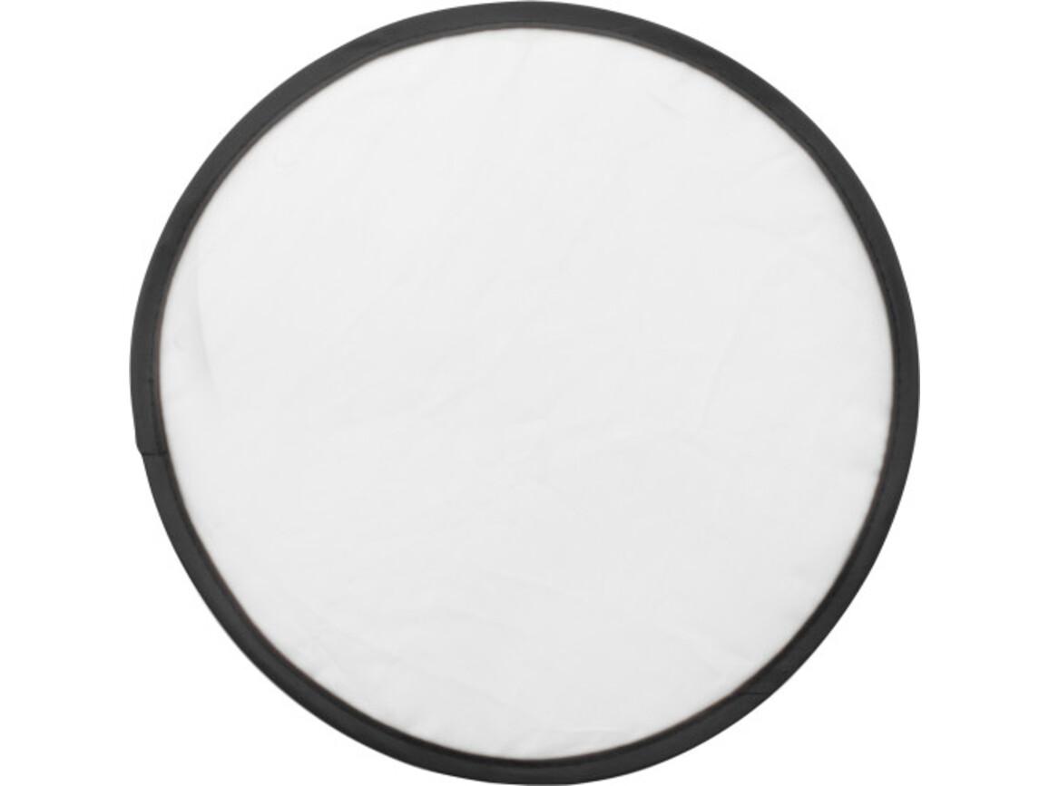 Wurfscheibe 'Sky' mit flexiblem Drahtseil – Weiß bedrucken, Art.-Nr. 002999999_3710