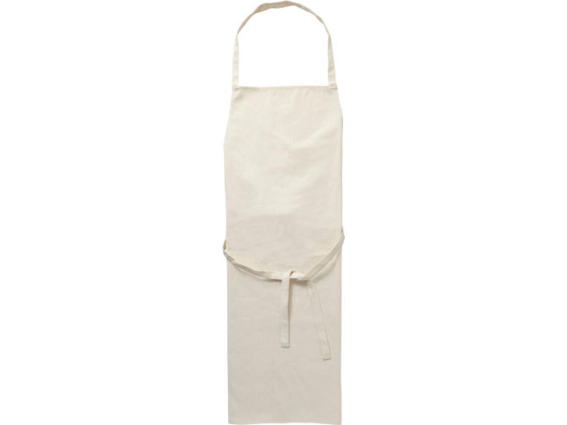 Küchenschürze 'Profi' aus Baumwolle – Khaki bedrucken, Art.-Nr. 013999999_7600
