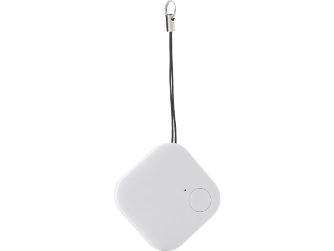BT/Wireless GPS-Tracker 'Smart' aus ABS-Kunststoff – Weiß bedrucken, Art.-Nr. 002999999_7739