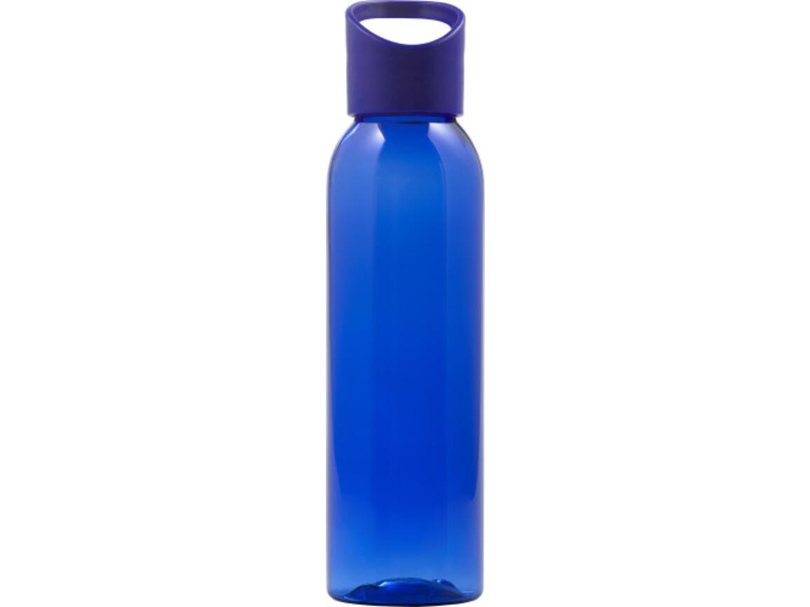 Wasserflasche 'Kapstadt' aus Kunststoff – Blau bedrucken, Art.-Nr. 005999999_8183