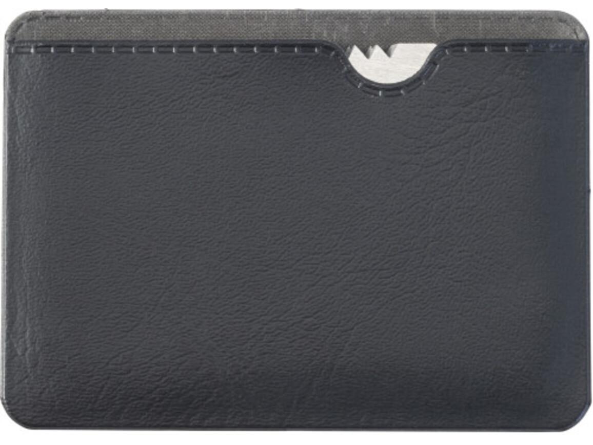 Multifunktionswerkzeug 'Survive' im Kreditkarten-Format – Schwarz bedrucken, Art.-Nr. 001999999_8956