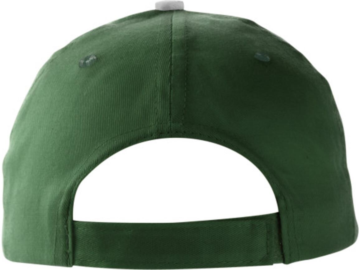 Baseball-Cap 'Dallas' aus Baumwolle – Grün bedrucken, Art.-Nr. 004999999_9114