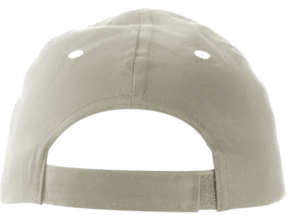Baseball-Cap 'Chicago' aus Baumwolle – Grau bedrucken, Art.-Nr. 003999999_9120
