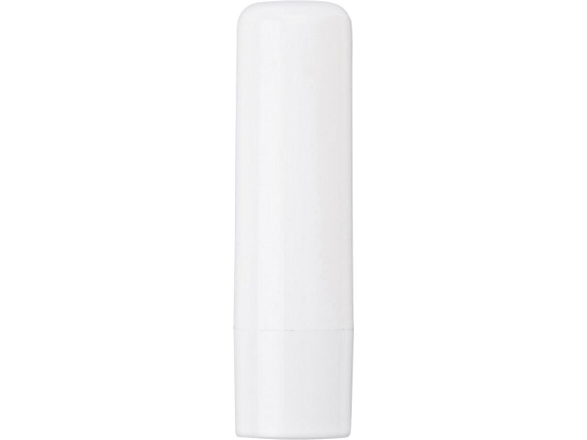 Lippenbalsam 'Basic' mit Lichtschutzfaktor 15 – Weiß bedrucken, Art.-Nr. 002999999_9534