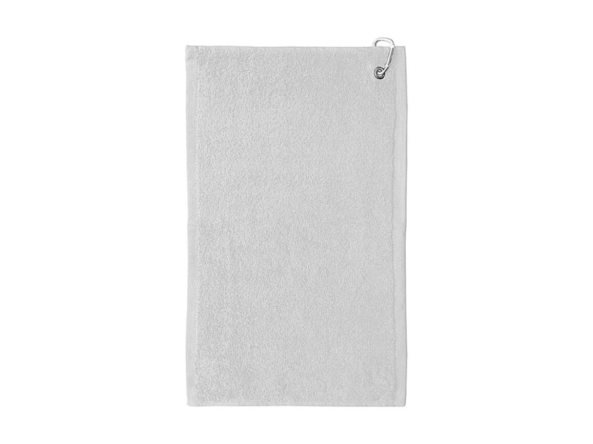 Jassz Towels Thames Golf Towel 30x50 cm, White, One Size bedrucken, Art.-Nr. 012640000