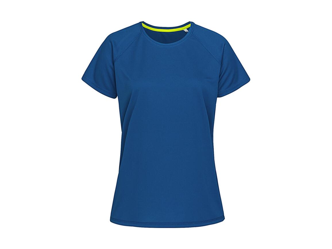 Stedman Active 140 Raglan Women, King Blue, XL bedrucken, Art.-Nr. 014053046