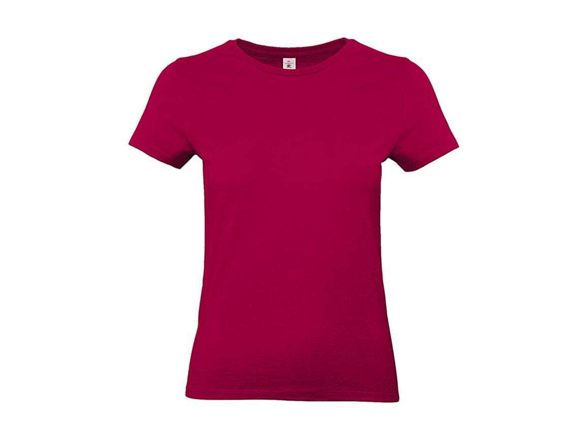 B & C #E190 /women T-Shirt, Sorbet, 2XL bedrucken, Art.-Nr. 020424137