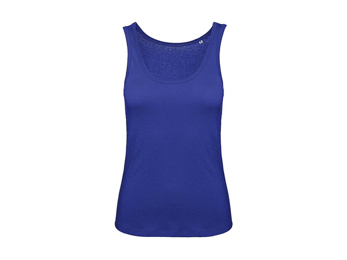 B & C Inspire Tank T /women, Cobalt Blue, L bedrucken, Art.-Nr. 026423075