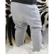 BabyBugz Baby Striped Leggings bedrucken, Art.-Nr. 06147