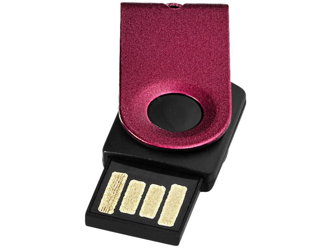 Mini USB-Stick, rot, 4GB bedrucken, Art.-Nr. 1Z38721G