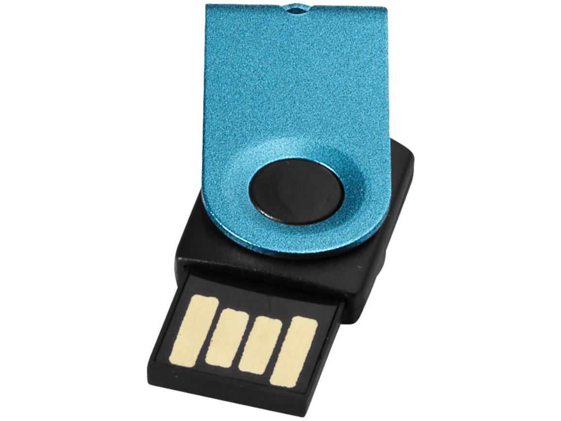 Mini USB-Stick, navy, 4GB bedrucken, Art.-Nr. 1Z38724G