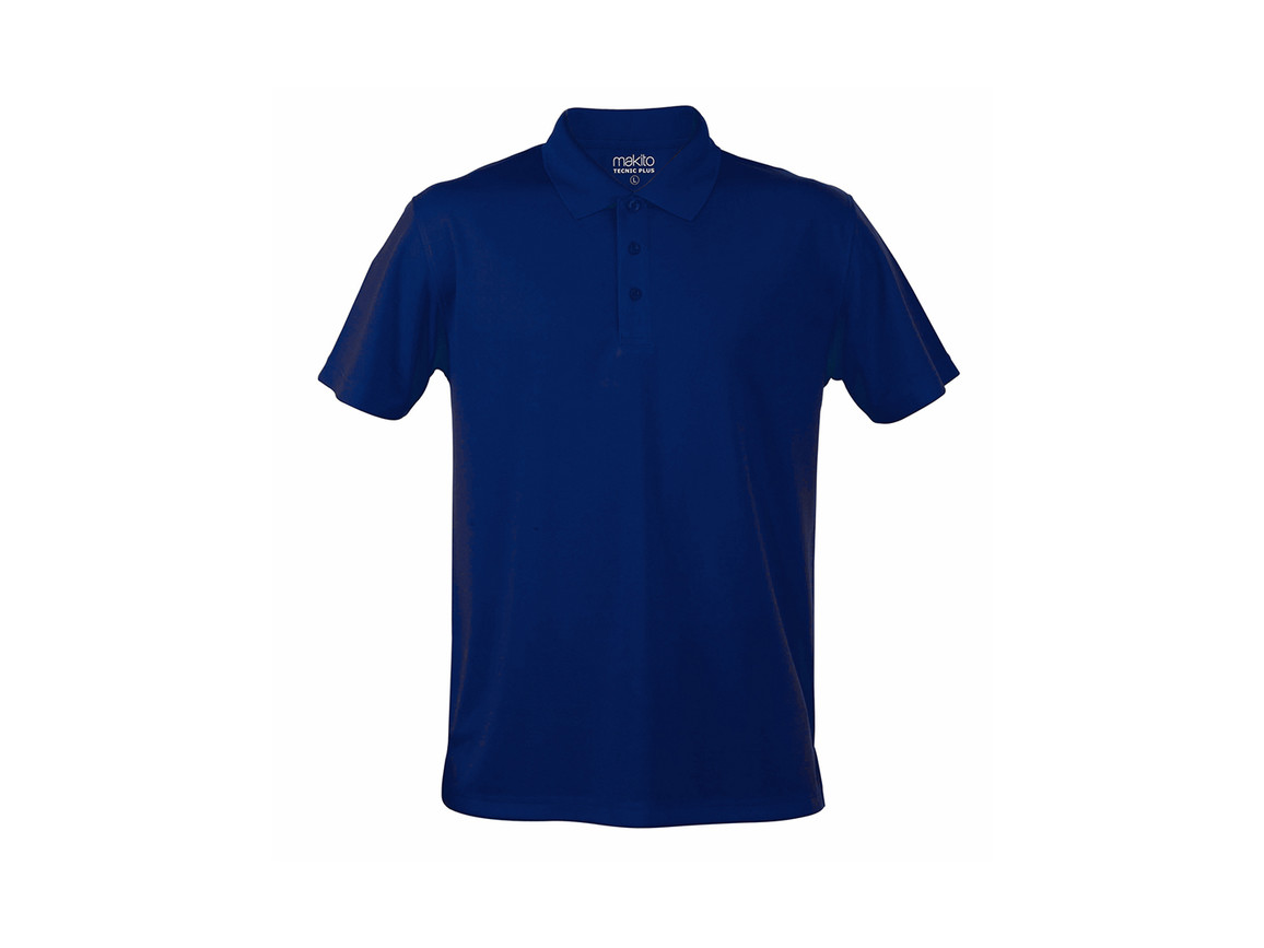 Tecnic Plus - Polo-Shirt - MARINO - XL bedrucken, Art.-Nr. 4187MARXL