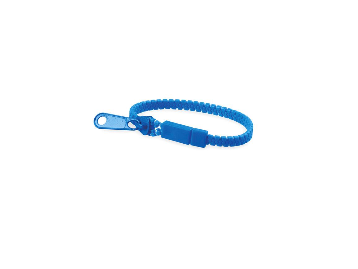 Hirion - Armband - BLUE bedrucken, Art.-Nr. 4336AZULS/T