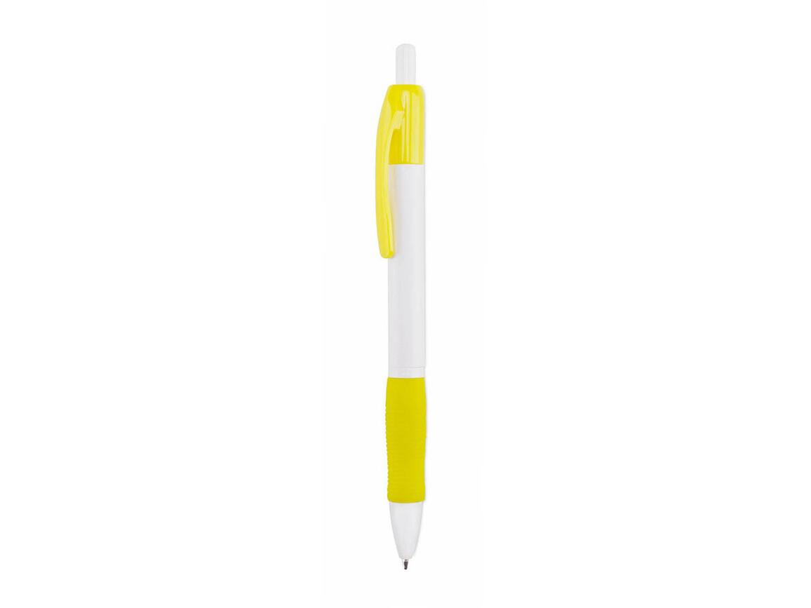 Zufer - Kugelschreiber - YELLOW bedrucken, Art.-Nr. 4345AMAS/T