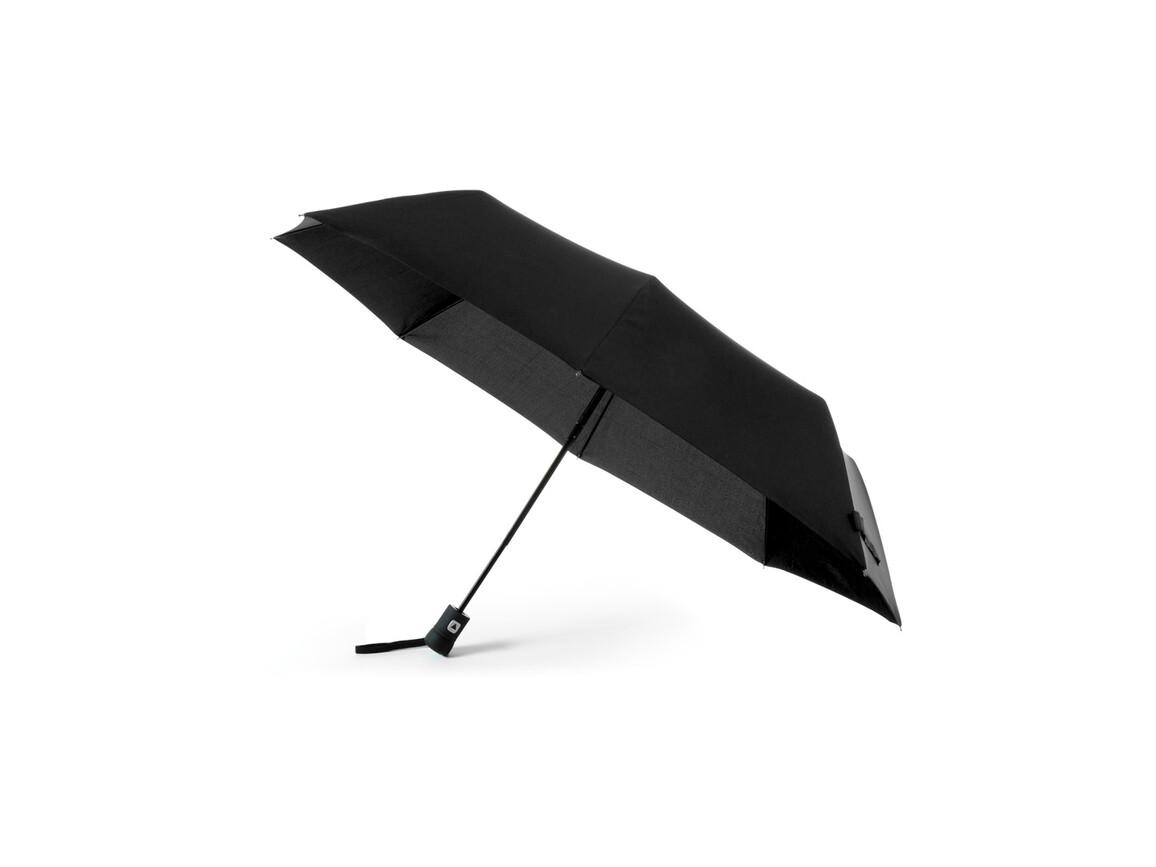Hebol - Regenschirm - SCHWARZ bedrucken, Art.-Nr. 4601NEGS/T