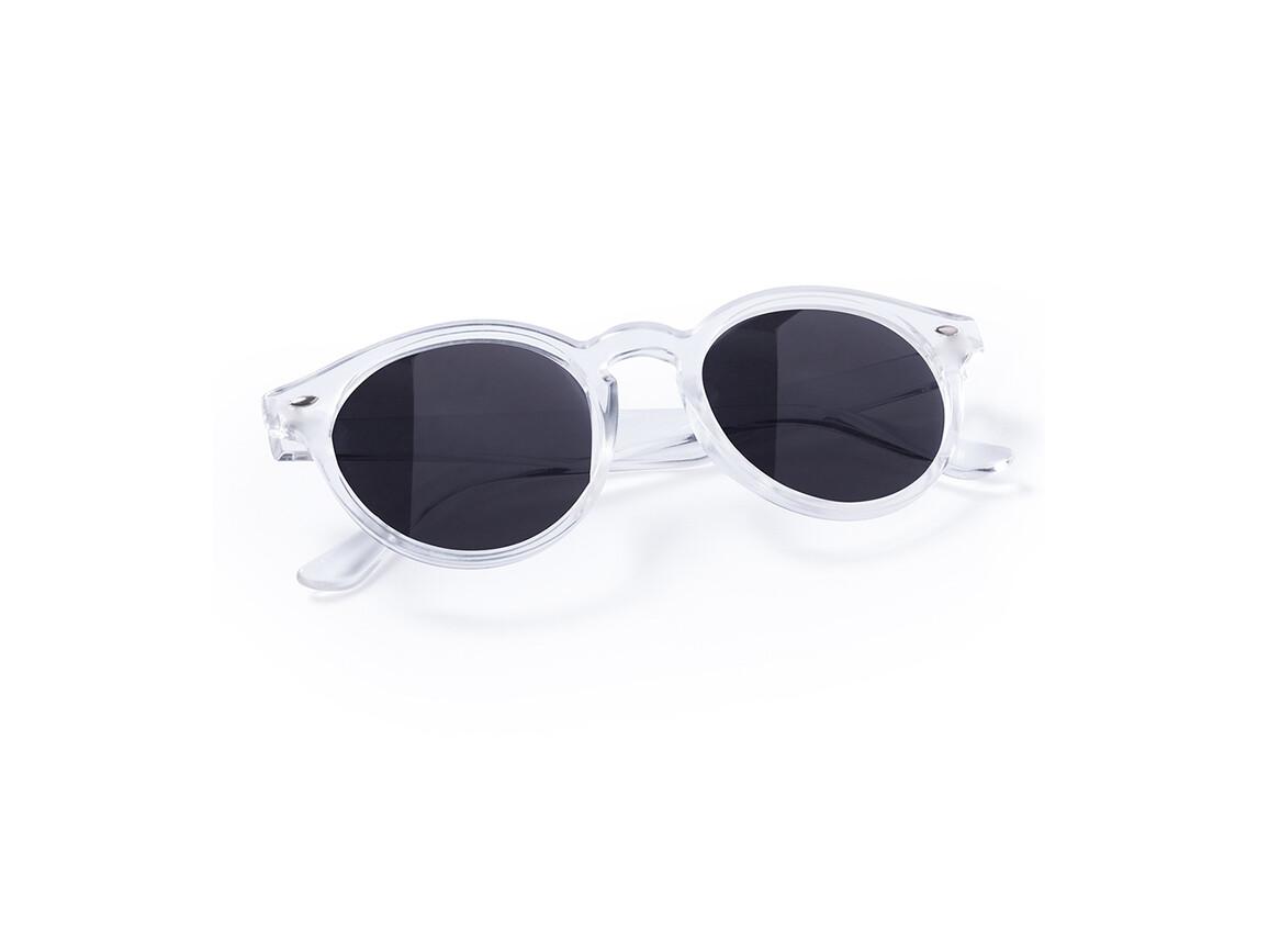 Nixtu - Sonnenbrille - WEISS bedrucken, Art.-Nr. 5284BLAS/T