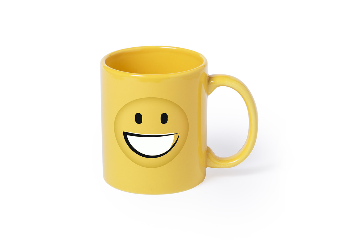 Ashley - Tasse - SMILE bedrucken, Art.-Nr. 5425DSONS/T