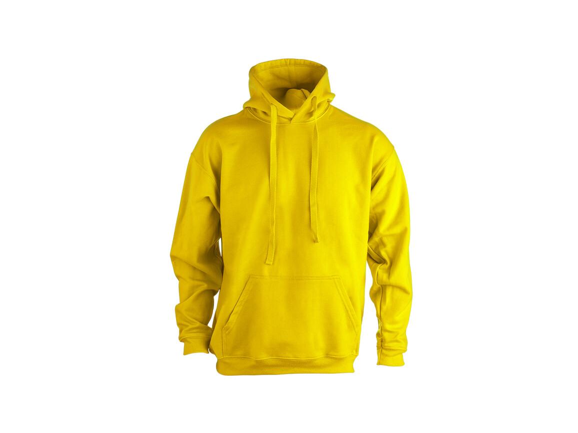 "SWP280 - Erwachsene Sweatshirt mit Kapuze ""keya"" - YELLOW - XXXL bedrucken, Art.-Nr. 5865AMAXXXL"