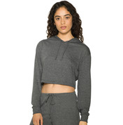 American Apparel Women`s Tri-Blend Cropped Hoodie bedrucken, Art.-Nr. 13807