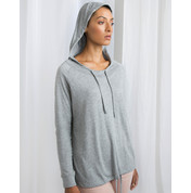 Mantis Women`s Loose Fit Hooded T bedrucken, Art.-Nr. 18748