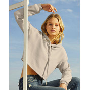Bella Women`s Cropped Fleece Hoodie bedrucken, Art.-Nr. 20206