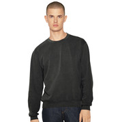 American Apparel Unisex French Terry Garment Dyed Crew bedrucken, Art.-Nr. 21407