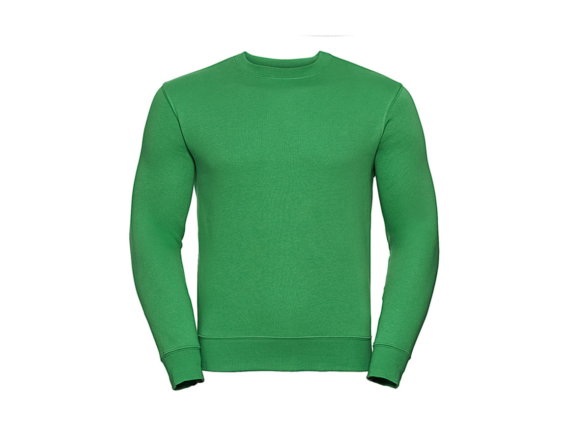 Russell Europe Authentic Set-In Sweatshirt, Apple, M bedrucken, Art.-Nr. 216005224