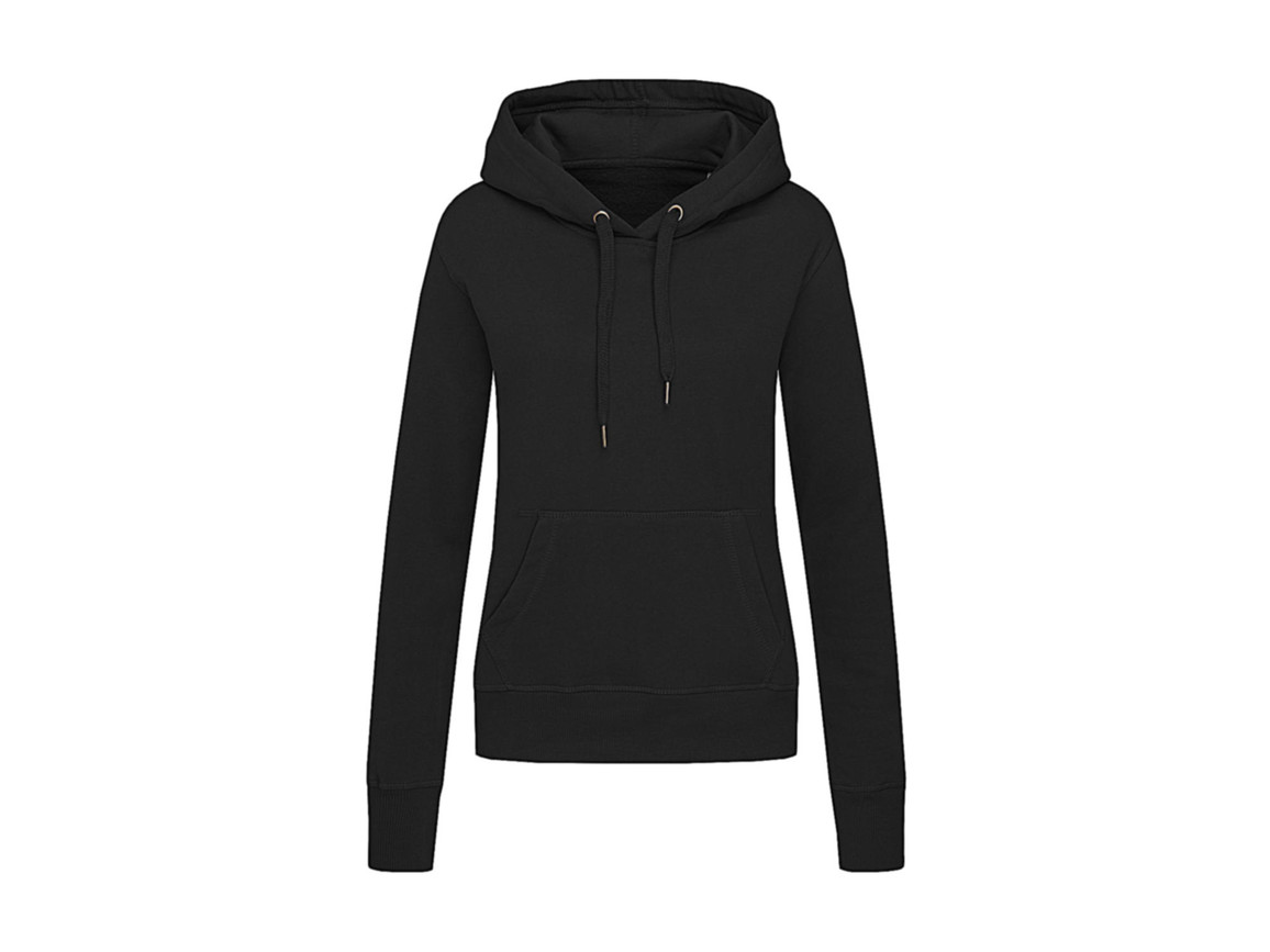 Stedman Active Sweat Hoody Women, Black Opal, L bedrucken, Art.-Nr. 248051025
