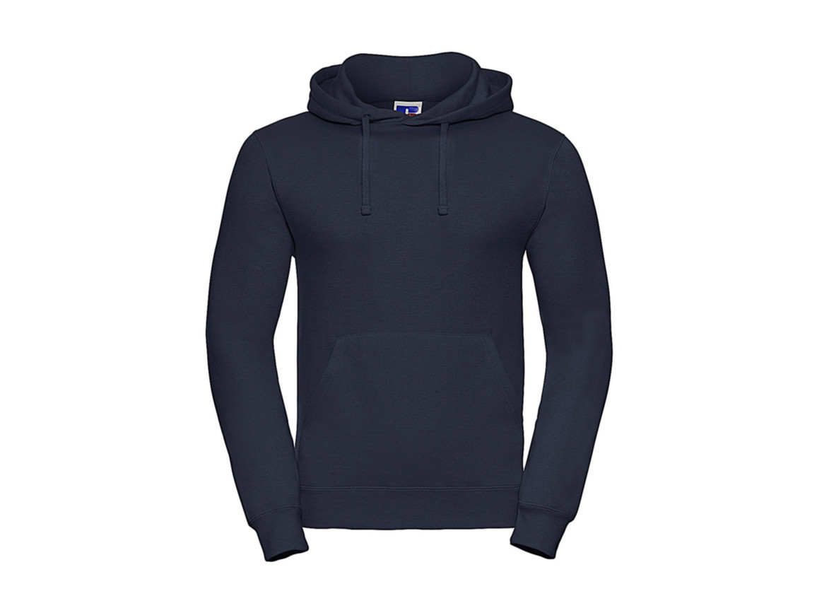 Russell Europe Hooded Sweatshirt, French Navy, 2XL bedrucken, Art.-Nr. 276002017