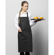 Bistro by JASSZ Lisbon 100% Cotton Bib Apron bedrucken, Art.-Nr. 92059